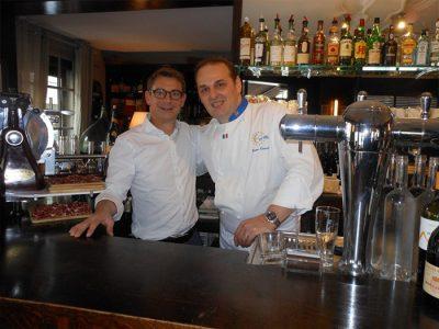 Yann Roncier - Restaurant mon Bistrot - Le Clan des Sens