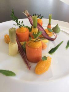 Mini légumes - Le Clan des Sens