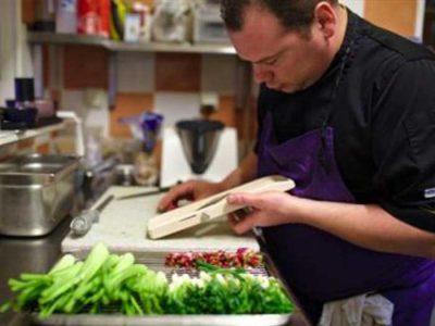 Gaëtan Evrard cuisine - Le Clan des Sens