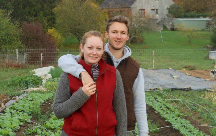 Emilie Varet et Vincent Paillot - L'aventure au jardin - Le Clan des Sens