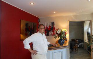 Didier Frébout - restaurant l'Epicurien - Le Clan des Sens