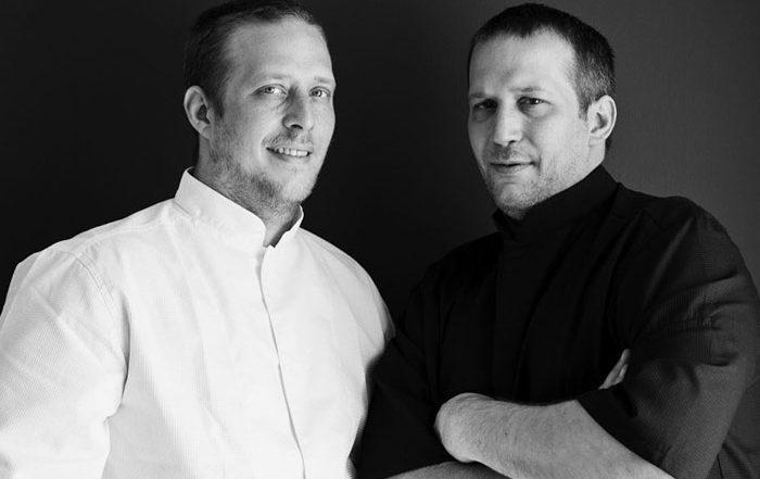 Gaël et Mickaël Tourteaux - Restaurant Flaveur Nice