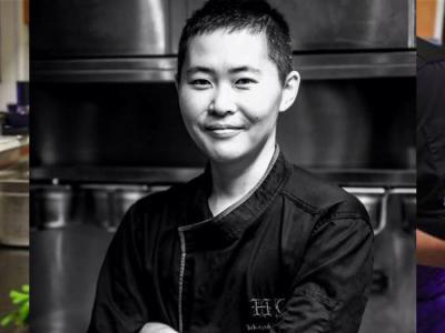 Takayuki Kamiya - restaurant HANgoût - Le Clan des Sens