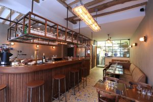 Restaurant le Grand Bain Paris - Le Clan des Sens
