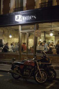 Restaurant Jones Paris - Le Clan des Sens