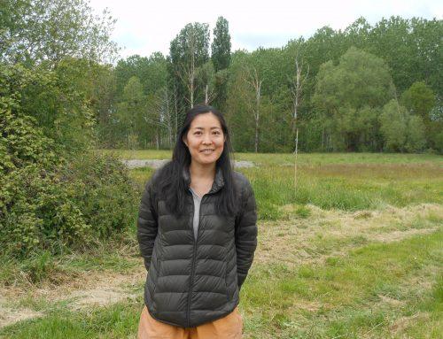 Anna Shoji, ambassadrice de légumes japonais