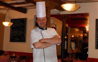 Rémi Lebon - Restaurant Chez Fernand - Le Clan des Sens