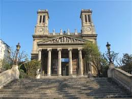 Eglise Saint Vincent de Paul 75010 - Le Clan des Sens
