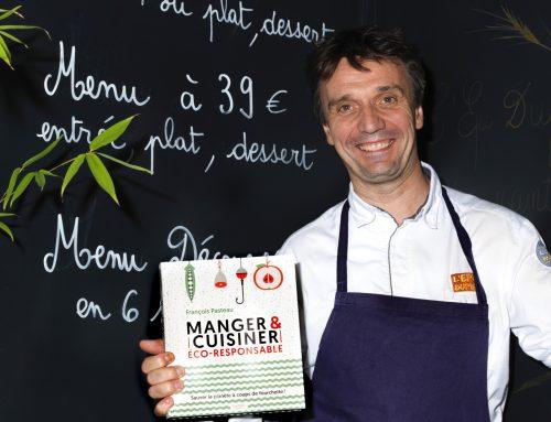François Pasteau, partisan d'une cuisine durable
