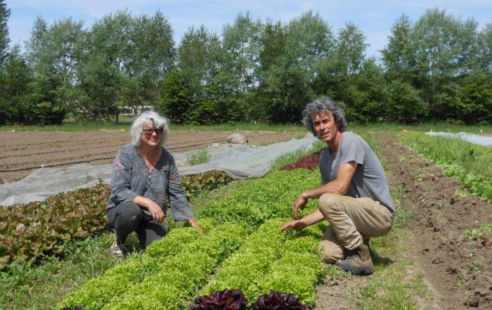Christelle et Stéphane NEAU - Ferme de la Touche - Le Clan des Sens