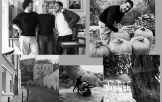 Profil Grec Paris - Le Clan des Sens