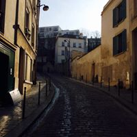 Rue de Savies - Profil Grec Paris - Le Clan des Sens